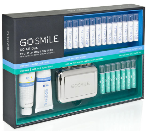 go smile web kit