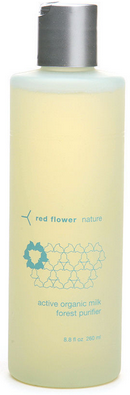 red flower milk